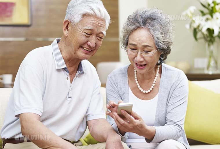 smart home for elderlies
