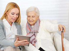 smart home for elderlies